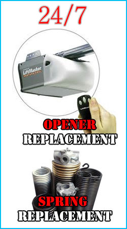 Richmond Garage Door Repairs Services